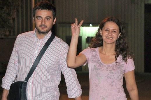 Basak Sahin Duman ist wieder frei