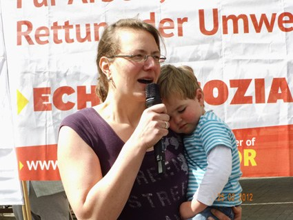 Dortmund: Gewerkschafter ergreifen Initiative für Antikriegstagskundgebung