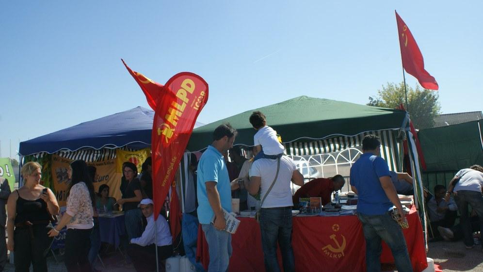 Üble Hetze gegen kurdisches Festival in Mannheim