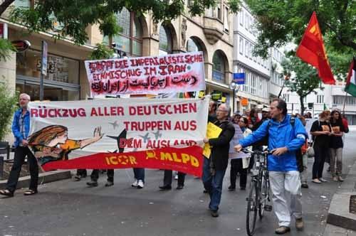 Weitere Berichte zum Antikriegstag 2012