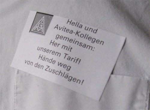 Hella-Kollegen verteidigen Branchenzuschläge für Leiharbeiter