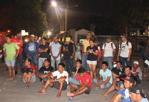 Erfolg gegen Coca Cola in den Philippinen - erfolgreicher Streik für Festverträge