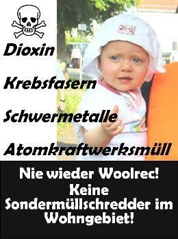 Sondermüllverarbeitung in Mittelhessen gestoppt