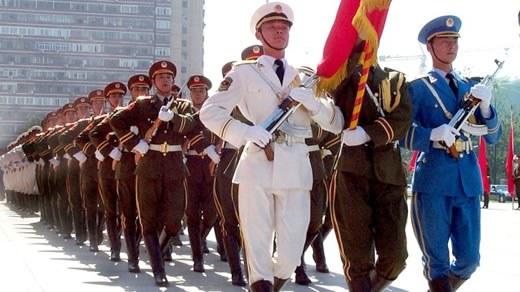 Chinas neue Führung setzt auf militärische Stärke und Nationalismus