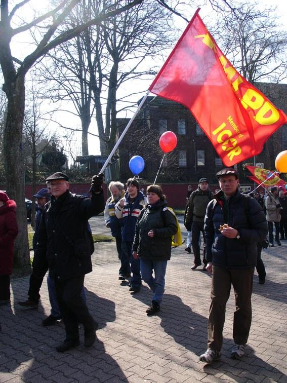 Tausende bei Ostermärschen gegen Bundeswehreinsätze in aller Welt