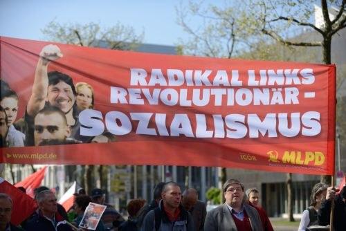 """1. Mai 2013: """"Nur gemeinsam können wir gegen das internationale Finanzkapital gewinnen"""""""