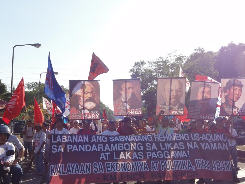 Philippinen: der 1. Mai 2013 – eine unvergesslicher Tag