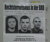 Prozessauftakt gegen faschistische NSU-Terroristen