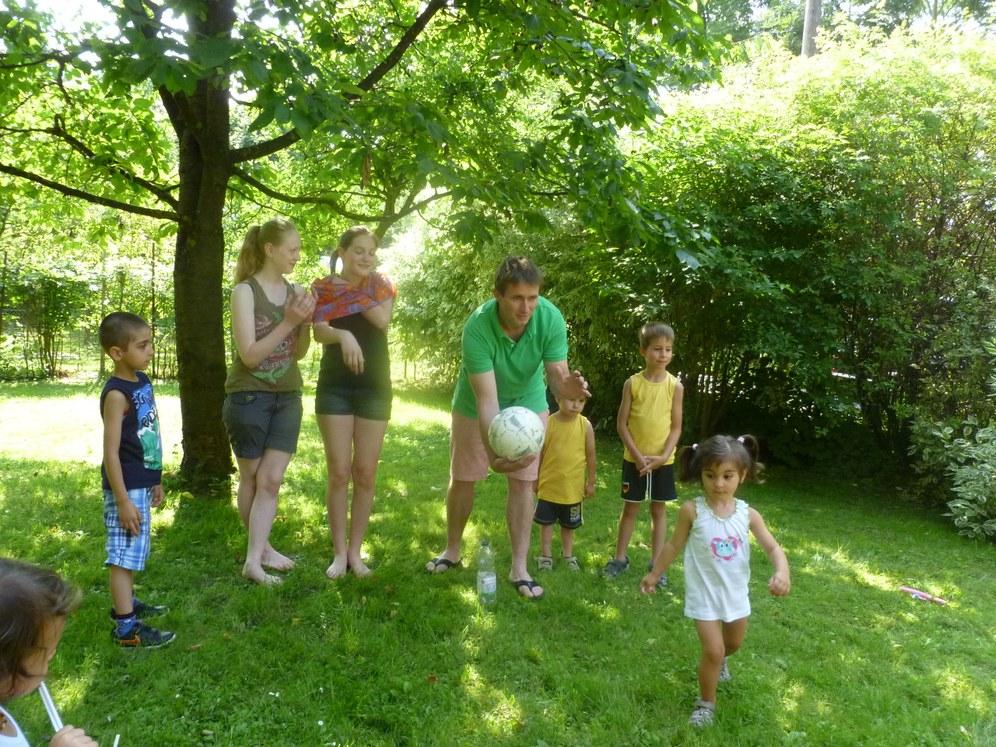 Erfolgreiches Spendenessen für das Sommercamp von REBELL und ROTFÜCHSEN