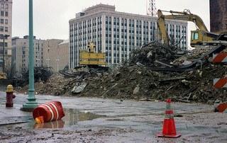 Detroit – einst Zentrum der US-Autoindustrie - meldet Konkurs an
