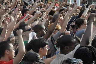 Zehntausende protestieren gegen Rassendiskriminierung in den USA