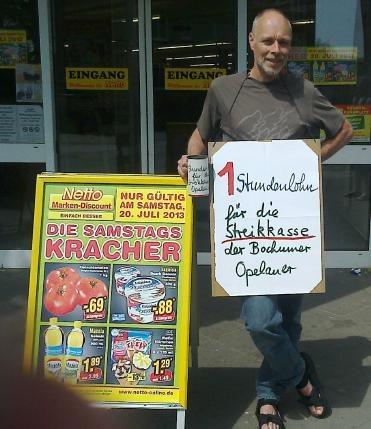 """Antikommunistischer """"Samstagskracher"""" bei Netto war ein Rohrkrepierer!"""