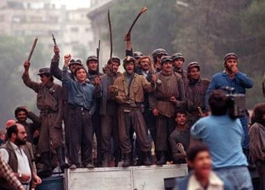 Streiks und Proteste von Minenarbeitern weltweit