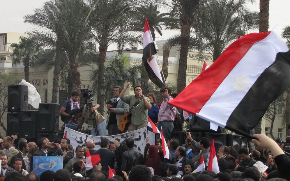 """""""Mursi ist kein politischer Gefangener, sondern ein Terrorist!"""""""