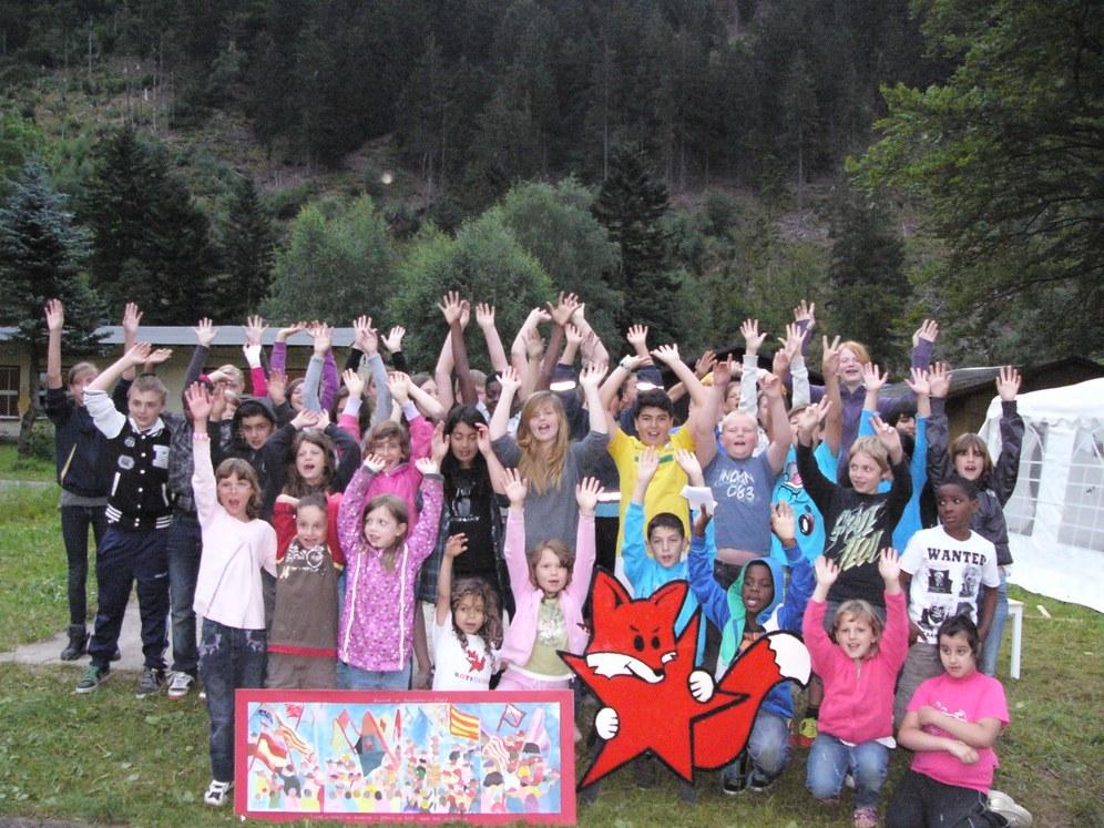 Rebellischer Urlaub – Sommercamps von REBELL und Rotfüchsen starten in die erste Woche