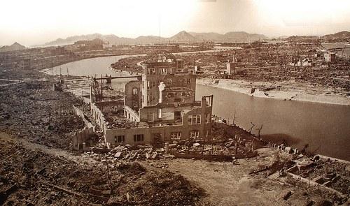 Hiroshima-Tag: vor 68 Jahren warf die USA eine Atombombe auf die japanische Großstadt