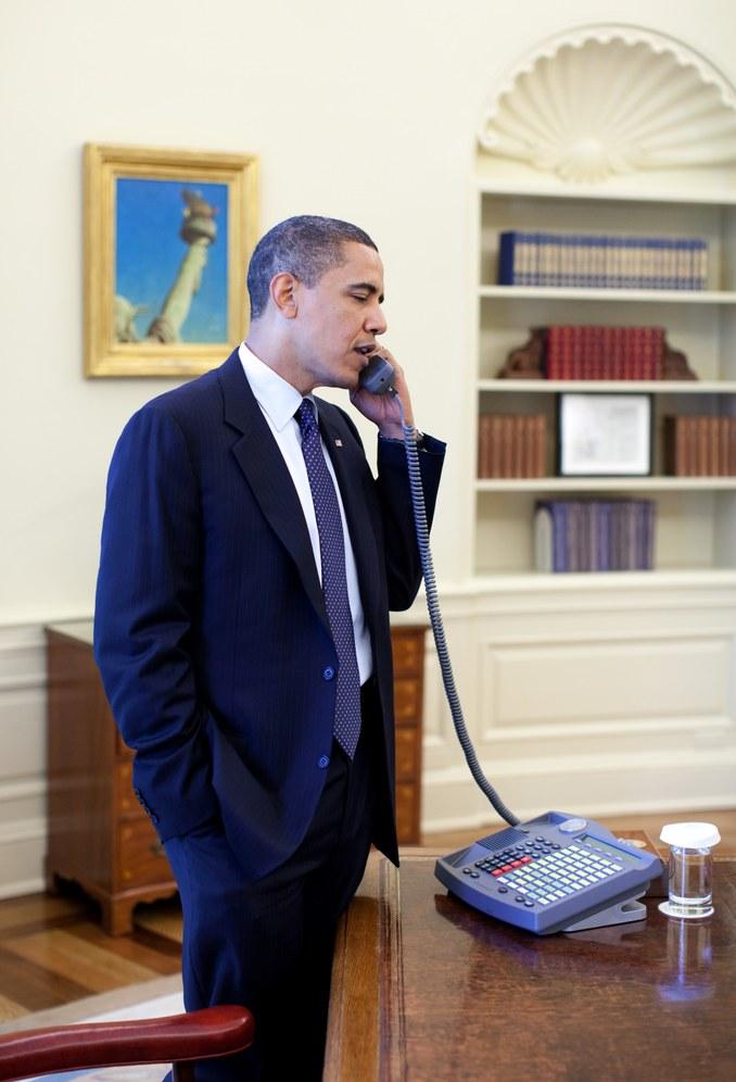 Obama wirft Nebelkerzen