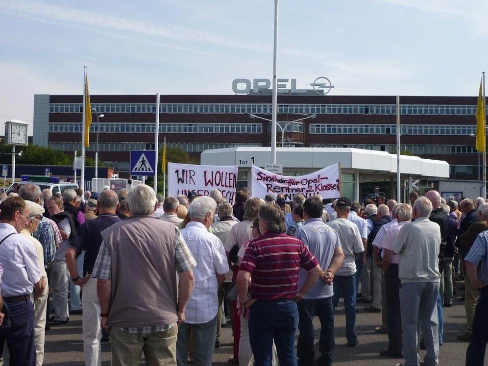 Opel will Werk II noch früher als geplant schließen