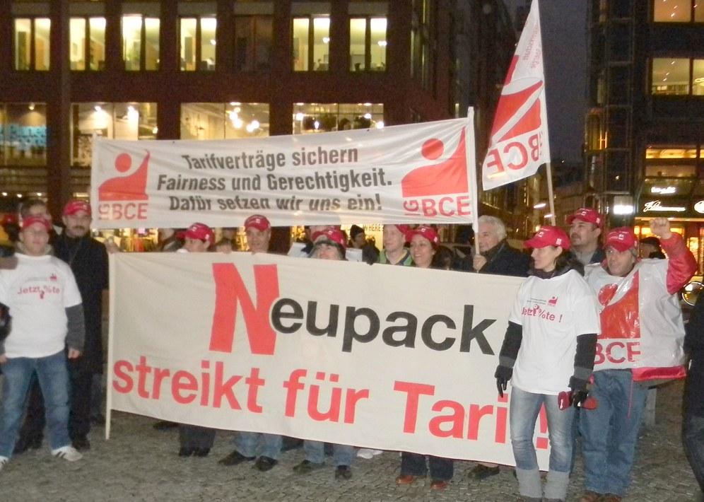 Solidarität mit dem Betriebsrat Murat Günes