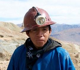 Welle von Bergarbeiterstreiks in Südamerika