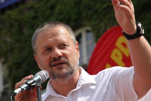 Rede von Stefan Engel zum bundesweiten Wahlkampfauftakt der MLPD in Kassel am 17. August 2013