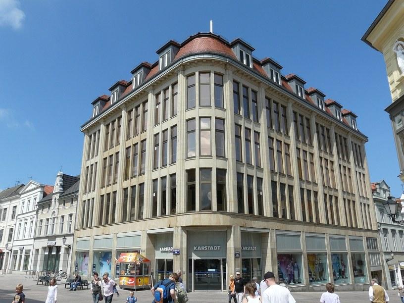 """Verkauf von """"Filetstücken"""" - ein weiterer Schritt der Zerschlagung von Karstadt"""