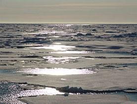 Tiefenwasser der polaren Meere erwärmt sich dramatisch