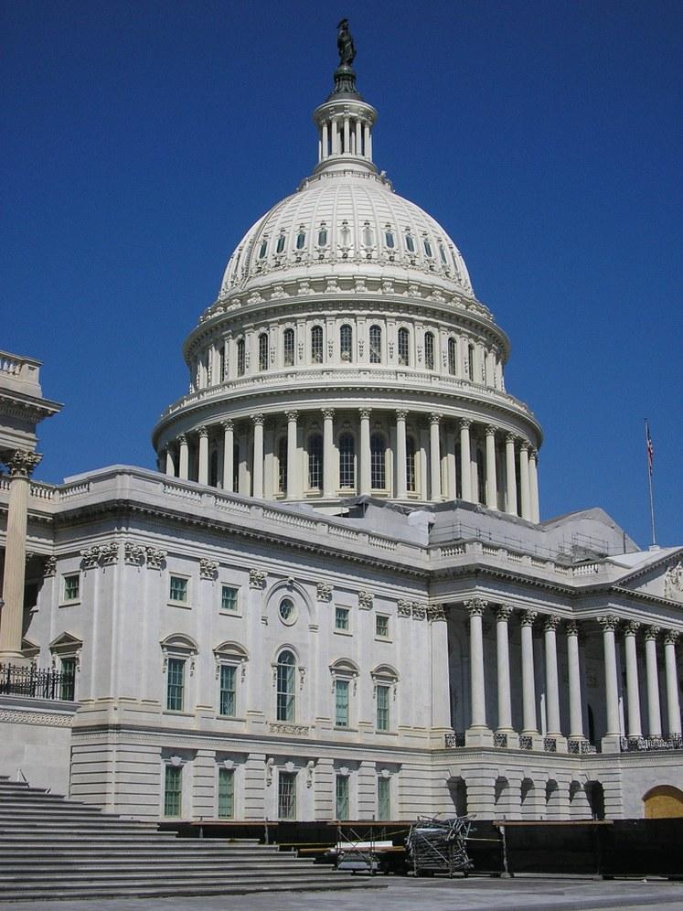 Haushaltsnotstand in den USA