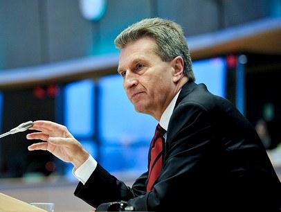 Oettinger & Co: Systematische Sabotage der Umstellung auf erneuerbare Energien