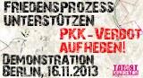 """""""20 Jahre PKK-Verbot sind 20 Jahre zu viel"""""""
