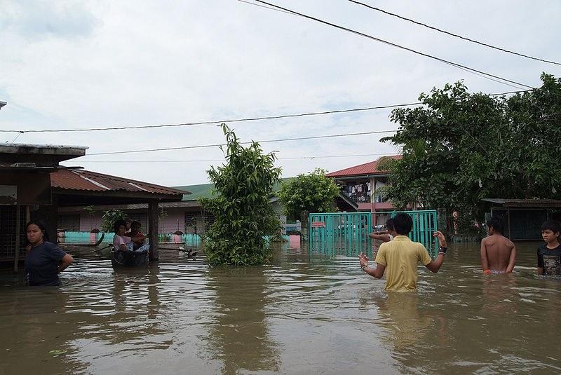 """""""Deutsch-Philippinische Freunde"""" und """"Solidarität International"""" helfen Taifun-Opfern"""