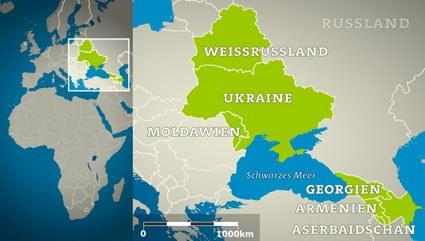 Freihandelsabkommen zwischen Ukraine und Europäischer Union gescheitert