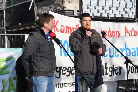 Opel Bochum: Nein zum erpresserischen Sozialtarifvertrag