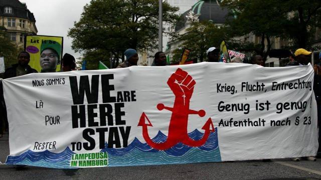 Berlin: Flüchtlinge und Solidaritätsbewegung gewinnen - CDU-Innensenator gibt klein bei