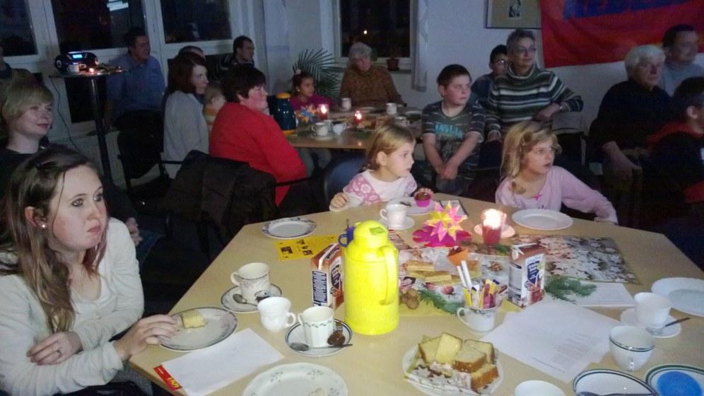 Rundum gelungen: Nikolausfeier in Halle