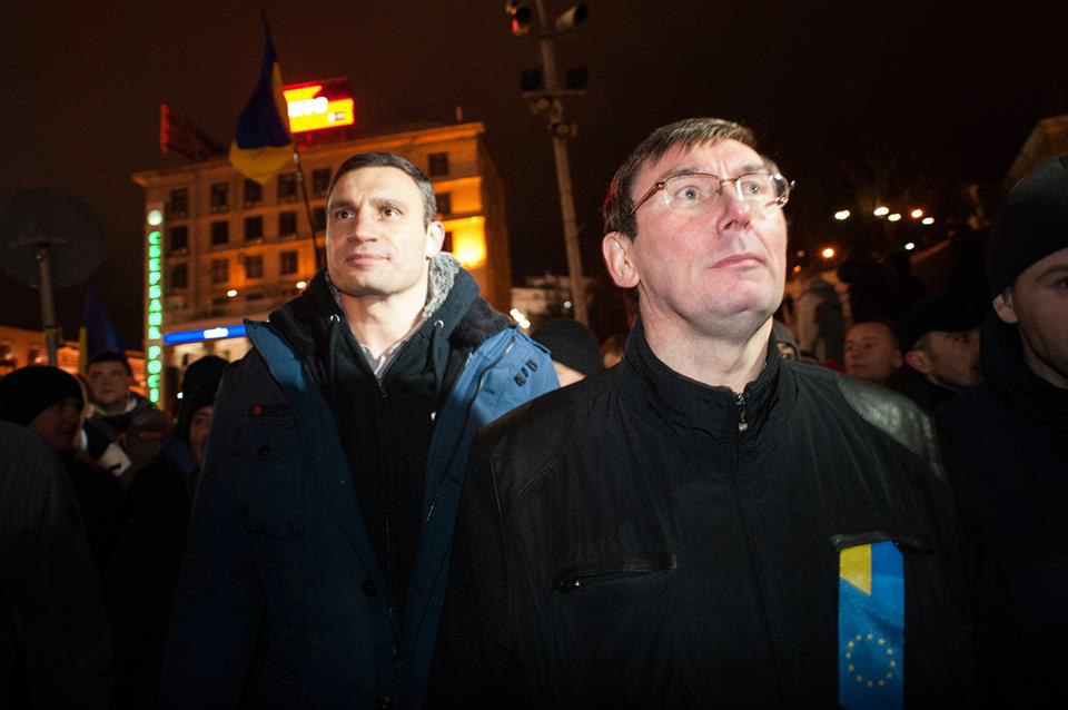 Situation in der Ukraine verschärft sich