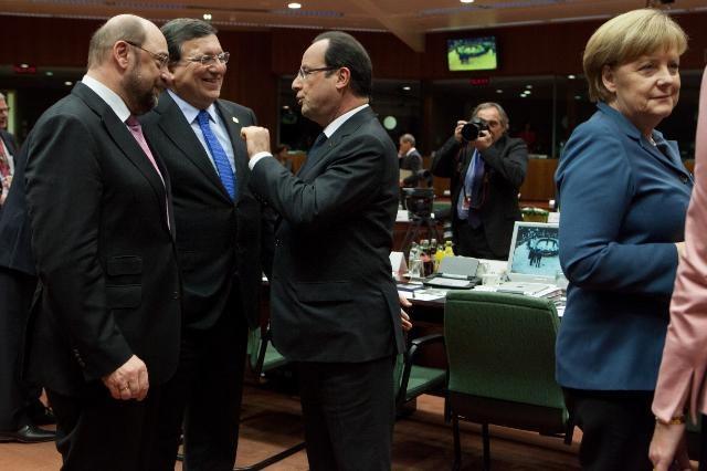 """EU-Gipfel offenbart wachsende Widersprüche - """"Bankenunion"""" soll kommen"""