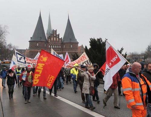 """Hafenarbeiter: """"Mit Erpressern darf es keine Verhandlungen geben"""""""