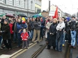 Antifaschistische Proteste in Magdeburg und Saarbrücken