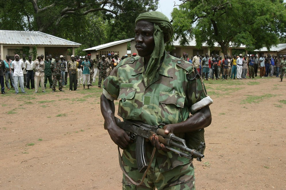 Imperialistische Militärintervention in der Zentralafrikanischen Republik