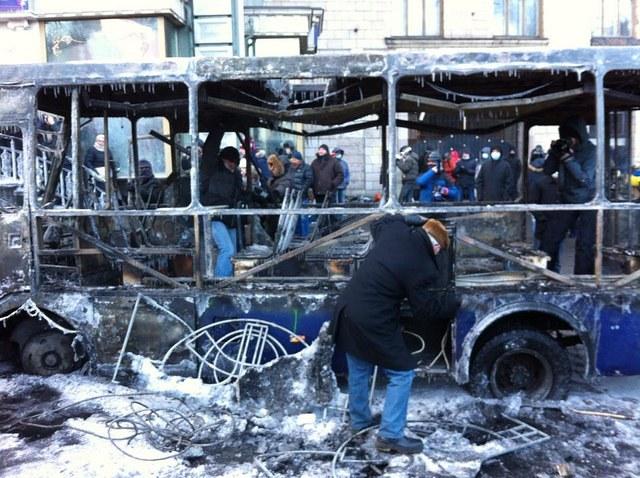 Ukraine: Auseinandersetzung zwischen Regierung und reaktionärer Opposition verschärft sich