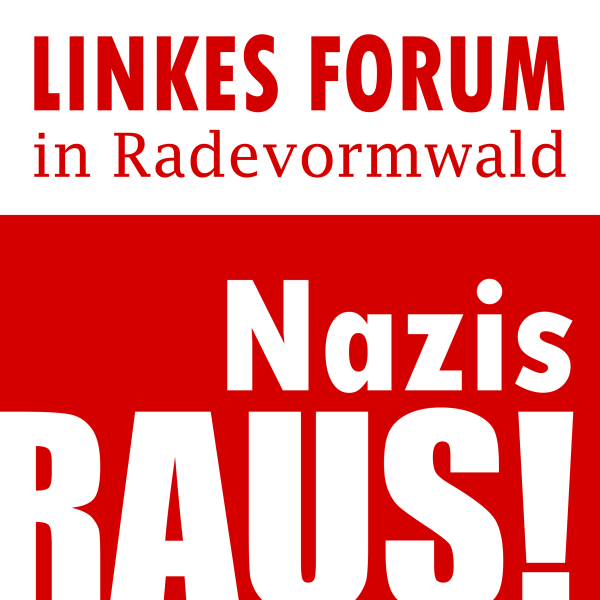 """""""Freundeskreis Rade"""" endlich verurteilt - NPD-Faschist läuft Streife"""