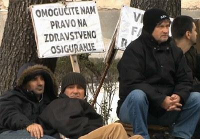 Arbeiterunruhen greifen auf ganz Bosnien-Herzegowina über