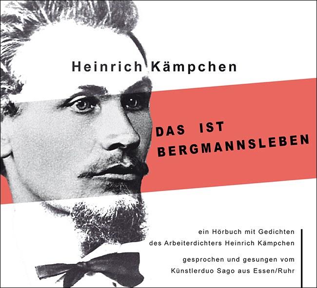 Hörbuch mit Gedichten von Heinrich Kämpchen erschienen
