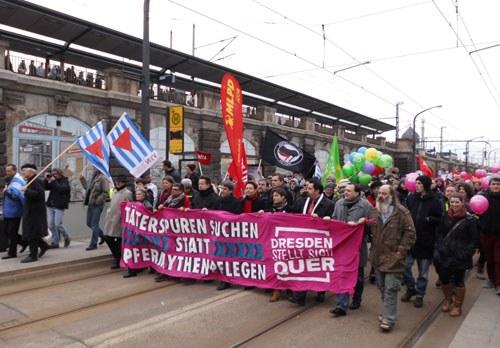 """Dresden am 13. Februar erstmals """"nazifrei"""""""