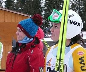 Winterolympiade: Vor allem vom Kampfgeist der Frauen beeindruckt