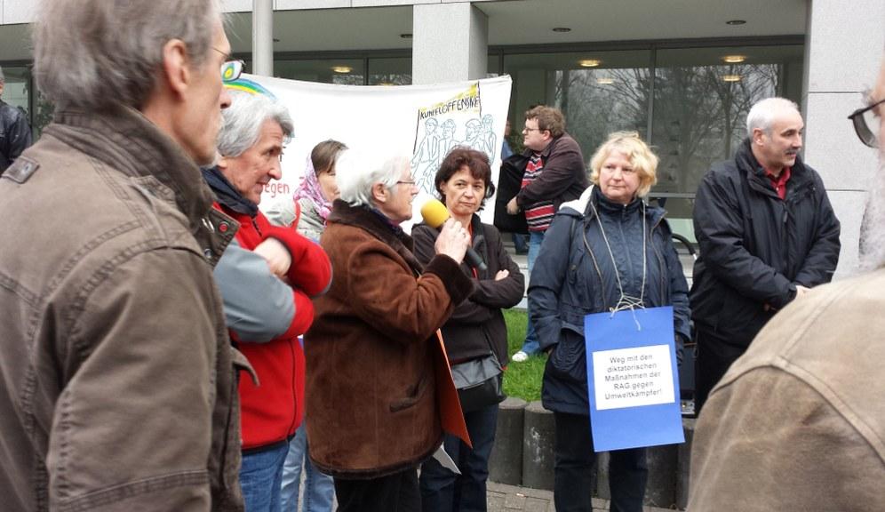 Arbeitsgerichtsprozess von Christian Link gegen Deilmann-Haniel