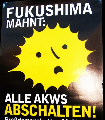 Fukushima-Jahrestag - weltweit Massenproteste gegen Atomenergie