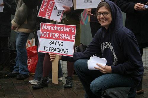 Anti-Fracking-Initiativen aus Europa und Nordafrika schließen sich zusammen