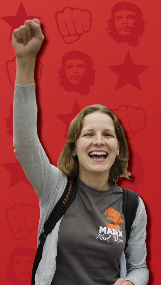 Jugendverband REBELL protestiert gegen Mindestlohn-Regelung ab 18